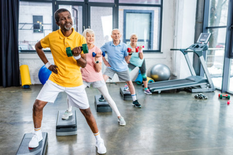 How Exercises Benefit Seniors with Arthritis